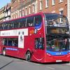 GSC Salisbury Reds 1544 - HJ63JKN - Salisbury (Blue Boar Row)