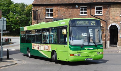 Buses of Somerset 40585 - WSV409 - Taunton (Castle Way)