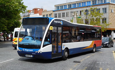 Stagecoach South West 25252 - WA09KWJ - Taunton (Parade)