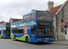Wilts & Dorset 1403 - HF09FVW - Swanage (railway station) - 19.4.14