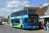 Wilts & Dorset 1409 - HF59DMX - Swanage (railway station) - 19.4.14