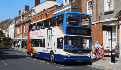 Stagecoach in the South Downs 18329 - MX05WHZ - Chichester (West St)