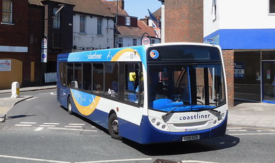 Stagecoach in the South Downs 27661 - GX10KZO - Chichester (Market Avenue)