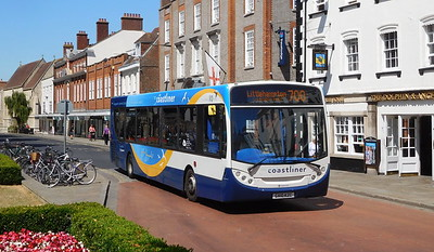 Stagecoach in the South Downs 27650 - GX10KZC - Chichester (West St)