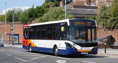 Stagecoach in Portsmouth 26164 - SN67WWJ - Portsmouth (Queen St)