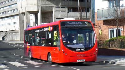 First Southampton 47695 - SL15RWW - Southampton (Central railway station)