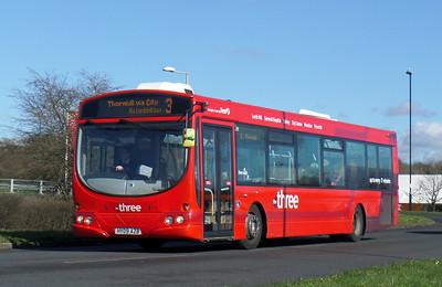 First Southampton 69386 - HY09AZB - Lordshill (centre)