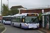 First Solent 65020 - YN54NZU - Portchester - 18.10.14
