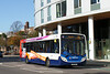 Stagecoach in Portsmouth 27874 - GX13AOU - Portsmouth (Queen St) - 27.10.14