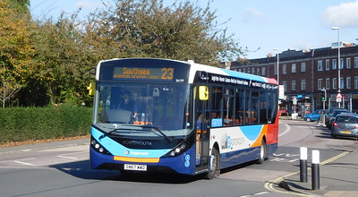Stagecoach in Portsmouth 26159 - SN67WWD - Cosham (Highbury Buildings)