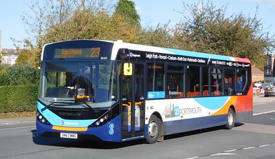 Stagecoach in Portsmouth 26162 - SN67WWG - Cosham (Highbury Buildings)