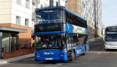 GSC BlueStar 1129 - HF58KCG - Southampton (Blechynden Terrace)