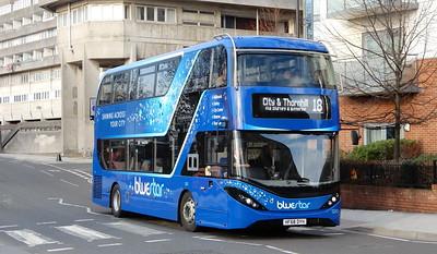 GSC BlueStar 1241 - HF68DYH - Southampton (Blechynden Terrace)
