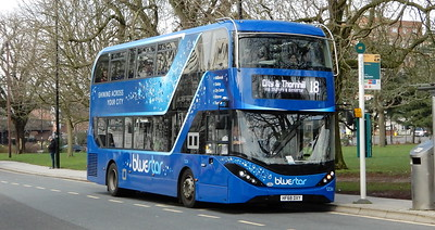 GSC BlueStar 1234 - HF68DXY - Southampton (Commercial Road)
