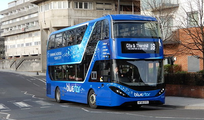GSC BlueStar 1239 - HF68DYD - Southampton (Blechynden Terrace)