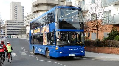 GSC BlueStar 1128 - HF58KCE - Southampton (Blechynden Terrace)