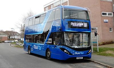 GSC BlueStar 1234 - HF68DXY - Thornhill (Eastpoint Centre)