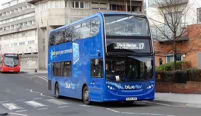 GSC BlueStar 1548 - HJ63JKX - Southampton (Blechynden Terrace)