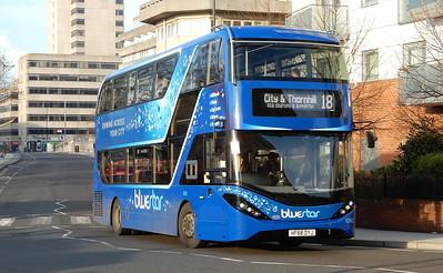 GSC BlueStar 1242 - HF68DYJ - Southampton (Blechynden Terrace)