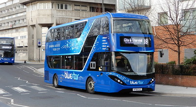 GSC BlueStar 1235 - HF68DXZ - Southampton (Blechynden Terrace)