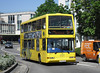 RATP Yellow Buses 426 - HF03ODR - Poole (Kingland Road) - 26.5.12