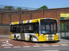 RATP Yellow Buses 31 - YX61EMV - Poole (Kingland Road) - 26.5.12