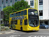 RATP Yellow Buses 181 - HF03ODV - Poole (Kingland Road) - 26.5.12