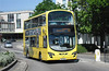 RATP Yellow Buses 120 - HF11HCO - Poole (Kingland Road) - 26.5.12