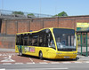 RATP Yellow Buses 18 - T18TYB - Bournemouth (railway station) - 27.5.12