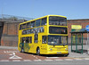 RATP Yellow Buses 282 - X202UMS - Poole (Kingland Road) - 26.5.12