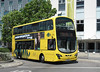 RATP Yellow Buses 122 - HF11HCU - Poole (Kingland Road) - 26.5.12