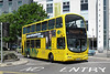 RATP Yellow Buses 185 - HF04JWG - Poole (Kingland Road) - 26.5.12
