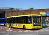 RATP Yellow Buses 14 - R14TYB - Bournemouth (railway station) - 27.5.12