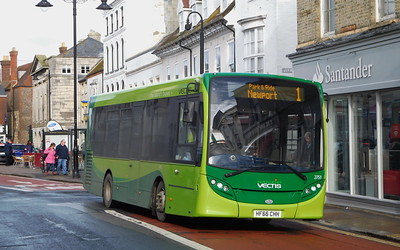 Southern Vectis 2751 - HF66CHH - Newport (St. James' Street)