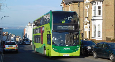 Southern Vectis 1615 - HJ16HSE - Ryde (George St)
