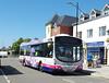 First Hants & Dorset 69395 - HY09AZF - Waterlooville (town centre) - 8.6.13
