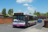First Hants & Dorset 42512 - R412WPX - Hedge End (railway station) - 27.5.13