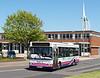 First Hants & Dorset 42123 - R623YCR - Gosport (bus station) - 8.6.13