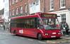 Wilts & Dorset 3753 - VU53UES - Salisbury (Rollestone St)