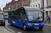 Wilts & Dorset 3827 - HF64BNY - Salisbury (Blue Boar Row)