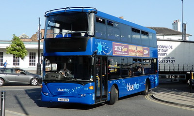 BlueStar 1115 - HW58ATN - Eastleigh (Station Hill)
