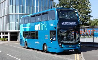 BlueStar (Unilink) 1213 - HF18FET - Southampton Airport (Parkway railway station)