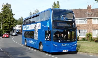 BlueStar 1604 - HF64BPO - Fair Oak (Fair Oak Road)