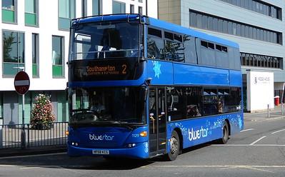 BlueStar 1129 - HF58KCG - Eastleigh (Upper Market St)