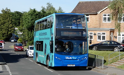 BlueStar 1603 - HF64BPK - Fair Oak (Fair Oak Road)