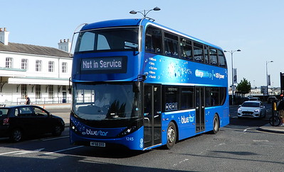 BlueStar 1245 - HF68DXO - Eastleigh (Station Hill)