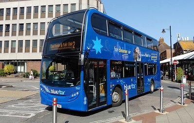 BlueStar 1567 - HJ63JNZ - Eastleigh (bus station)