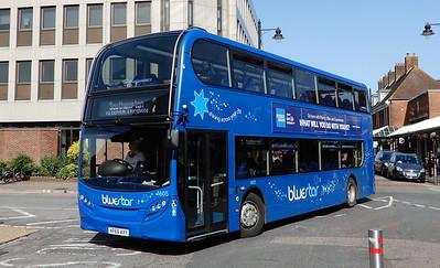 BlueStar 1605 - HF65AXY - Eastleigh (bus station)