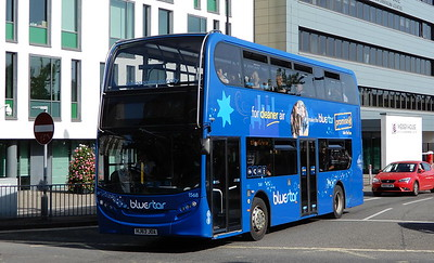 BlueStar 1568 - HJ63JOA - Eastleigh (Upper Market St)