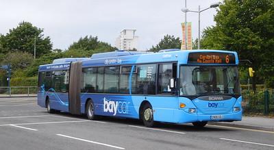 Cardiff Bus 602 - CN06GDJ - Cardiff (Hemingway Road)